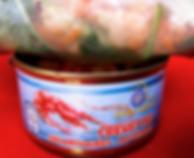 rouleaux de printemp crevettes
