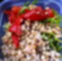 salade  sarrasin