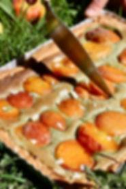 amandine aux poires