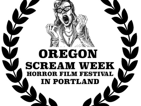 Winner! Best Dark Drama at Oregon Scream Week