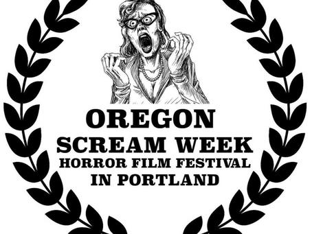 Winner! Best Dark Drama at Oregon Scream Week