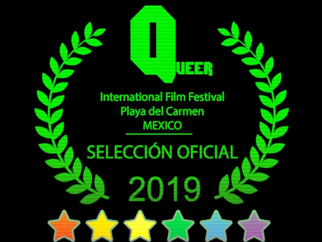 Official Selection, Queer International Film Festival Playa del Carmen (Mexico)