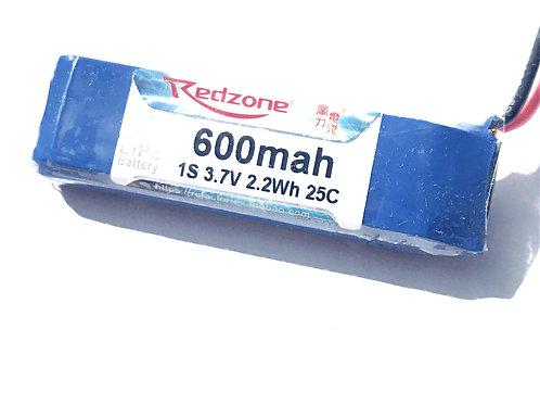 Redzone LiPo 1s 600mAh