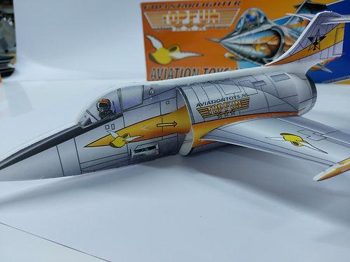 F104 Cartoon Jet
