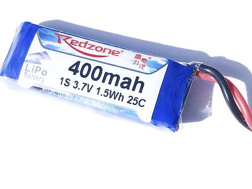 Redzone LiPo 1s 400mAh