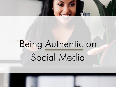 Being Authentic on Social Media