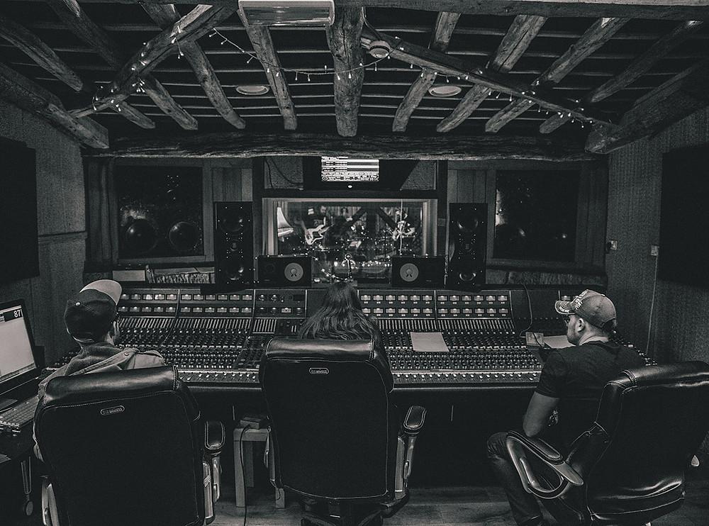 Recording 10 Gauge EP