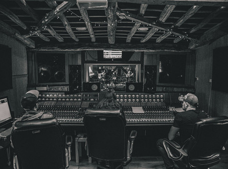 10 Gauge - recording Monnow Valley