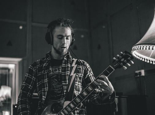 10 Gauge - TJ on Guitar