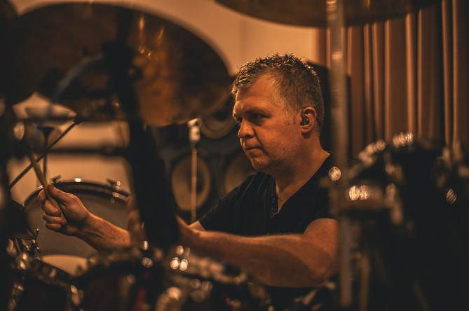10 Gauge - Neil Felgate on Drums