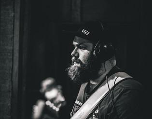 10 Gauge - Gareth Dearing in Studio