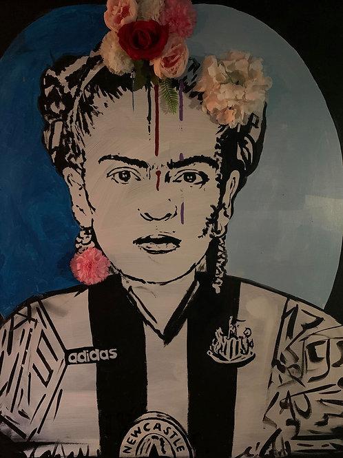 Frida Kahlo Geordie Print