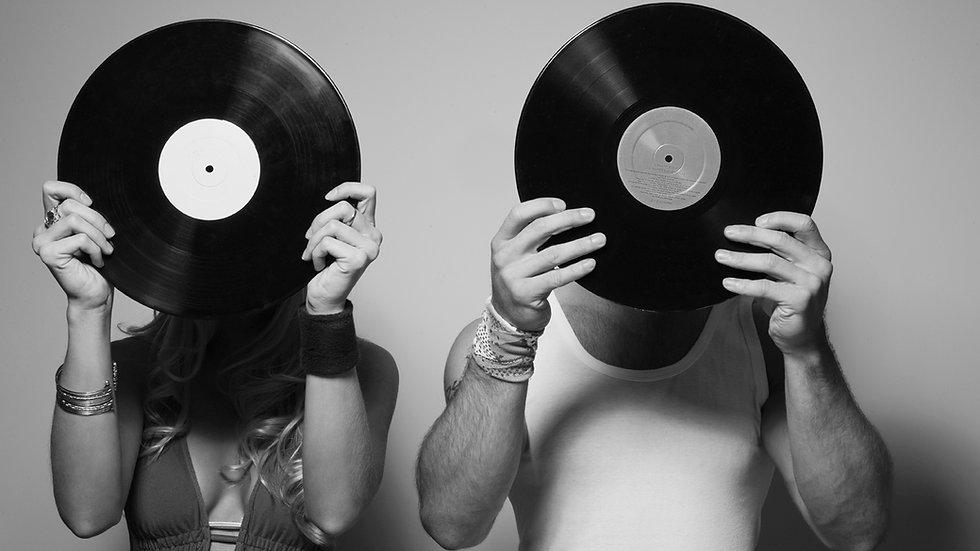 Vinyl L.P's to CD