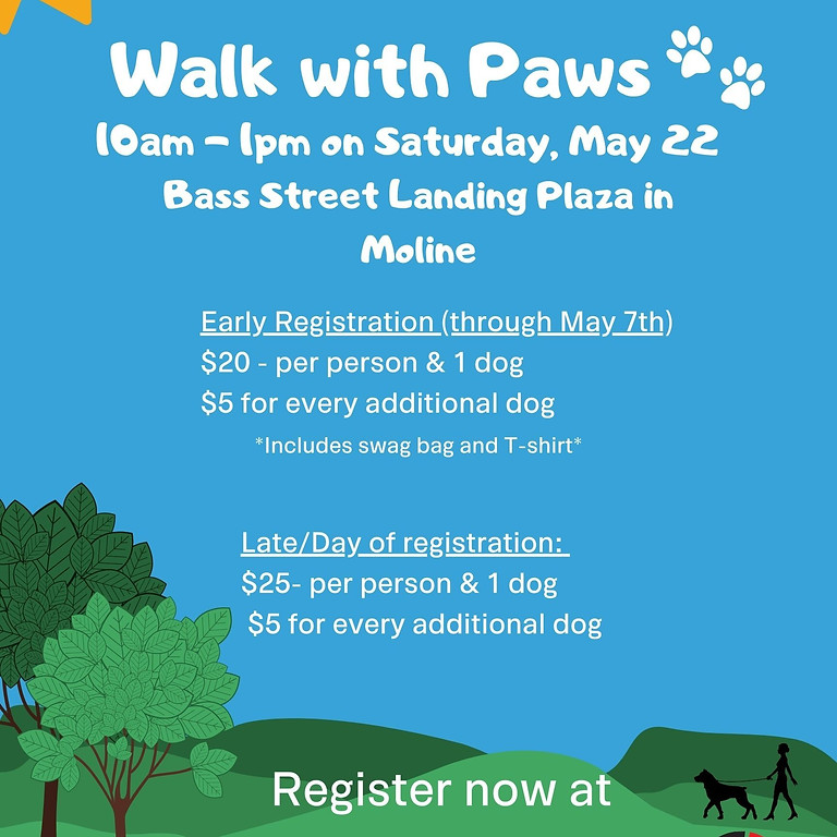 Walk With Paws