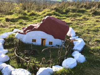 The Fairy House of Carrigoona and the magnetic bombs of Stylebawn!