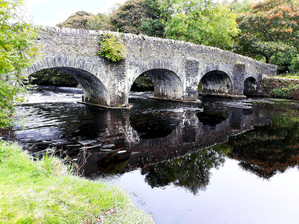 Clara Bridge, near Glendalough