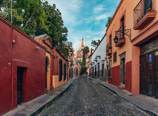 why we traveled to san miguel de allende