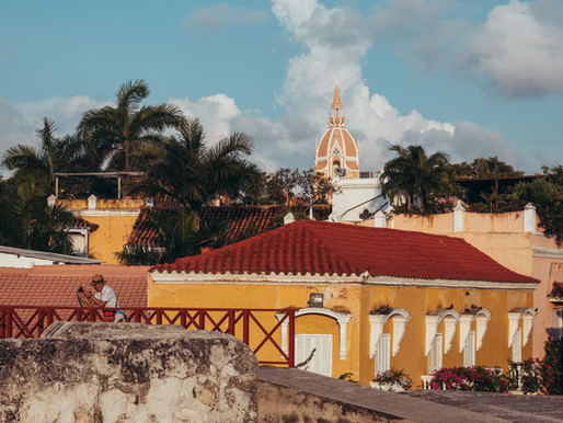 cartagena: a photo blog