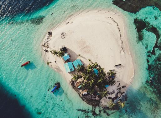island hopping with san blas adventures