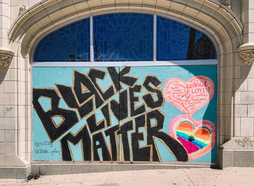 5 ways we aim to be better BLM allies