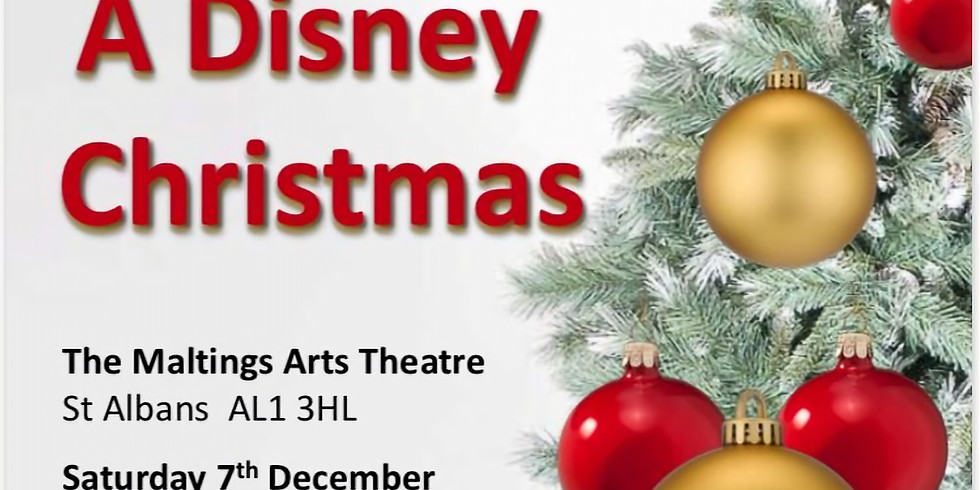 """""""A Disney Christmas"""""""