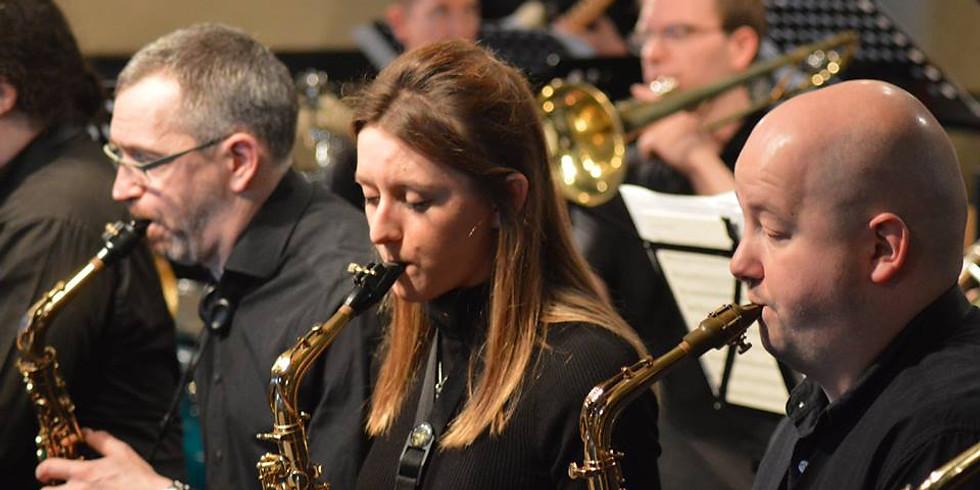 Herts Big Band @ Googlies Jazz Club
