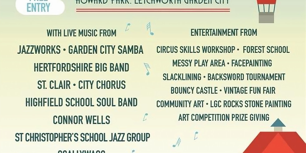 Letchworth Festival Park Live