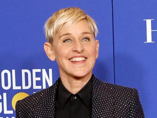 Ponto final no Ellen Degeneres Show