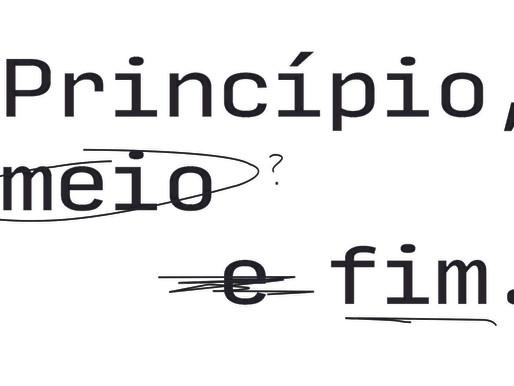Princípio, Meio e Fim – há, de facto, beleza no erro