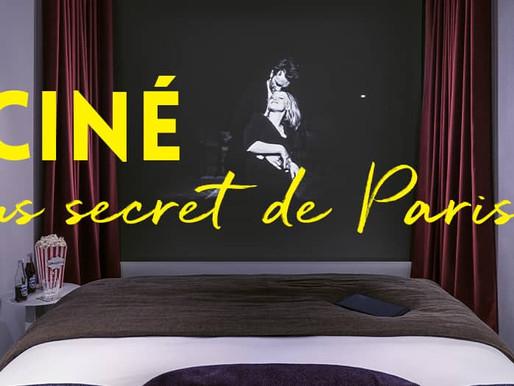 Primeiro hotel com cinema chegou a Paris