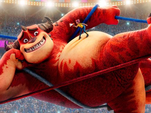 """Get ready to """"Rumble"""" com o novo filme de animação da Paramount Pictures"""
