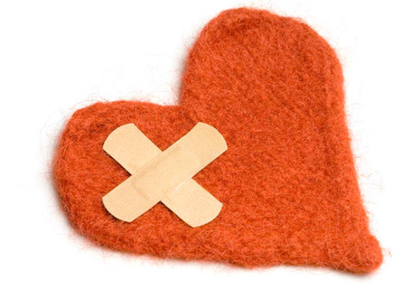 Broken Hearted on Valentine's Day
