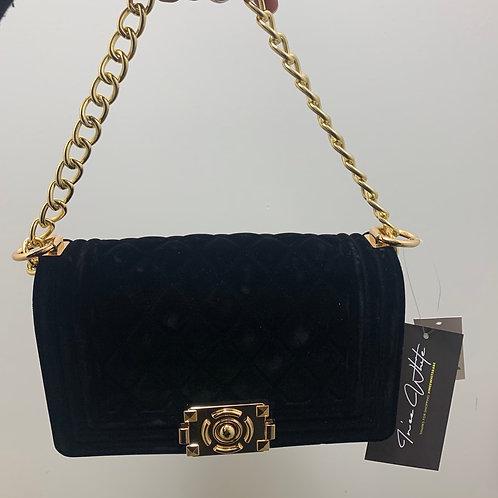 Velour Bag