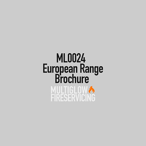 ML0024 - European Range Brochure