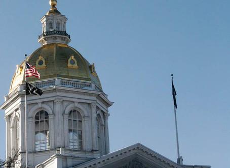 Senators pass bills to protect businesses, children and promote passenger rail