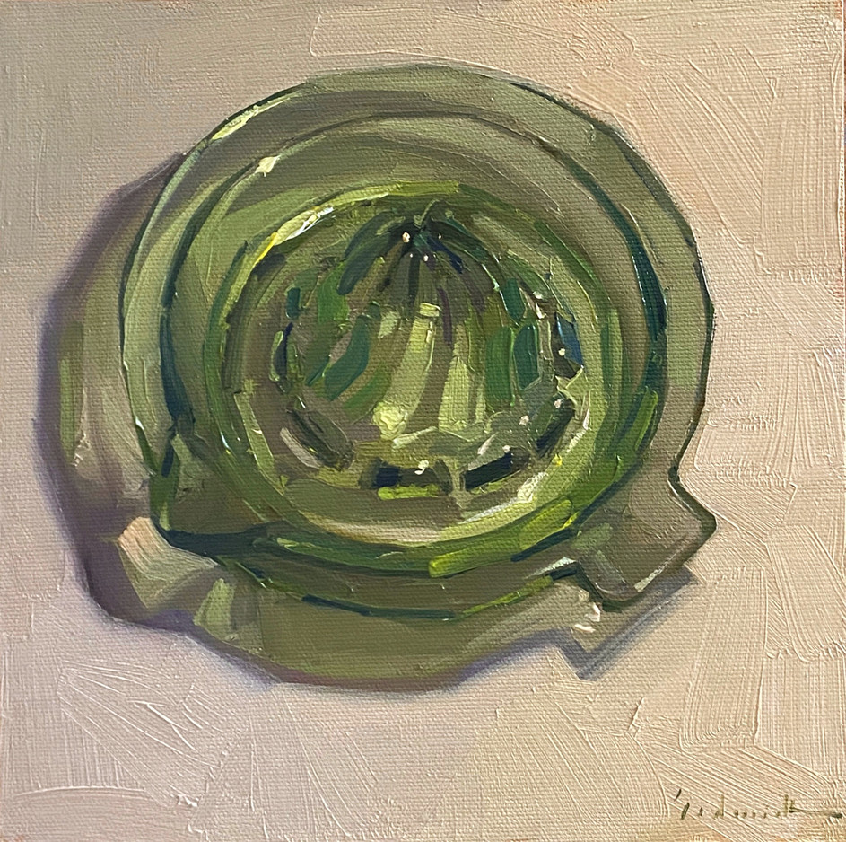Green Juice 8x8