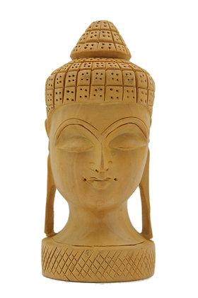 Statue Bouddha Bois N290