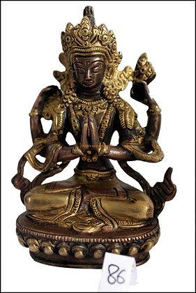 Statue Bodhisattva Avalokitesvara Bronze N86