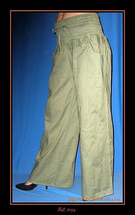 Pantalon - Kaki - 7054PT