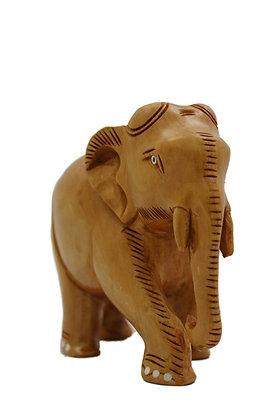 Statue Elephant Bois N302