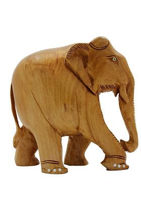 Statue Elephant Bois N301