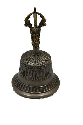 Cloche Tibétaine Bronze N473
