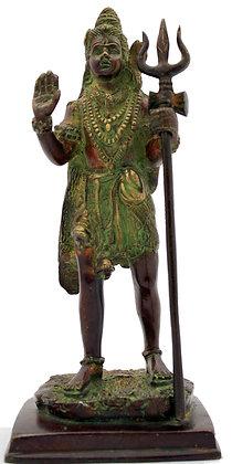 Statue Shiva  Bronze N233