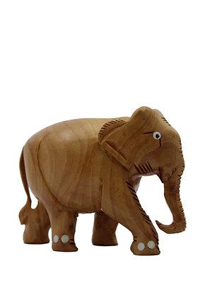 Statue Elephant Bois N304