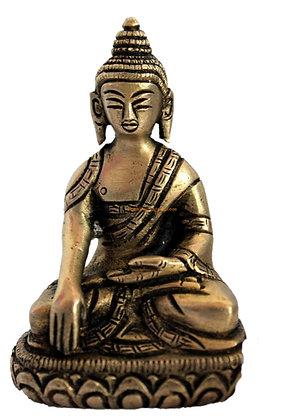 Statue Bouddha Akshobhya Bronze N64