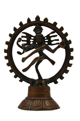 Statue Shiva Nataraja Bronze N313