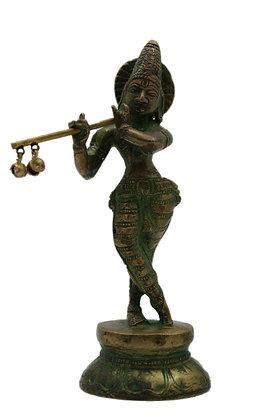 Statue Krishna  Bronze N343