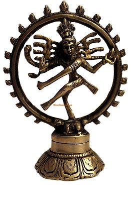 Statue  Shiva Nataraja Bronze N42