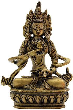 Statue Bouddha Vajrasattva tibétain Bronze N210