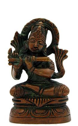 Statue Krishna  Bronze N262